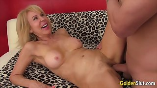Mature Stunners Taking It Deep Compilation