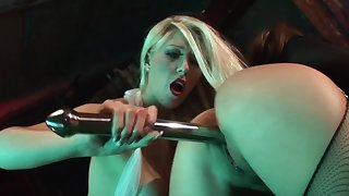Brutal sexual intercourse relating to at the bandeau bar for twosome dolls