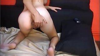 Laura Pregnant CUTE!!! Latina Colombian Skype Show Webcam