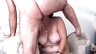 Homemade fuck and suck
