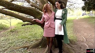 Lesbian fuck is the stroke coition activity for these horny and doting ladies