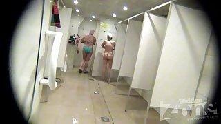 Brunette russian grown up amateur milf secret webcam voyeur