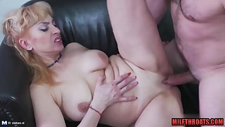 Horny mother i´d like back fuck mating with money shot