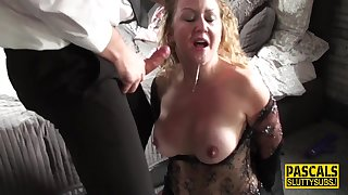 Throated Mother I´d Like To Leman Sub Nailed - Porn Movies
