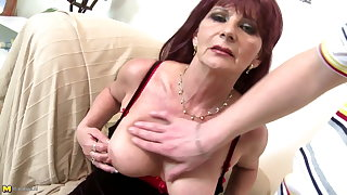 Old grandma slut suck added to fuck big young weasel words