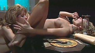Christy Canyon Kristamaze BDSM Lez