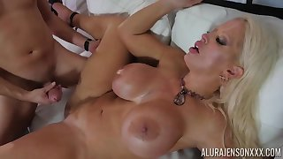 Alura Jenson Has Her Big Mammaries