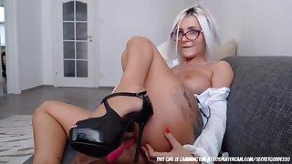 European Beauty Webcam Erotic Show