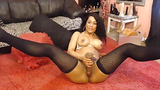 Gorgeous black Mrs Sky with sexy voice and amazing body