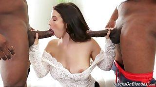 Latina Maid 2 BBC Dick Down